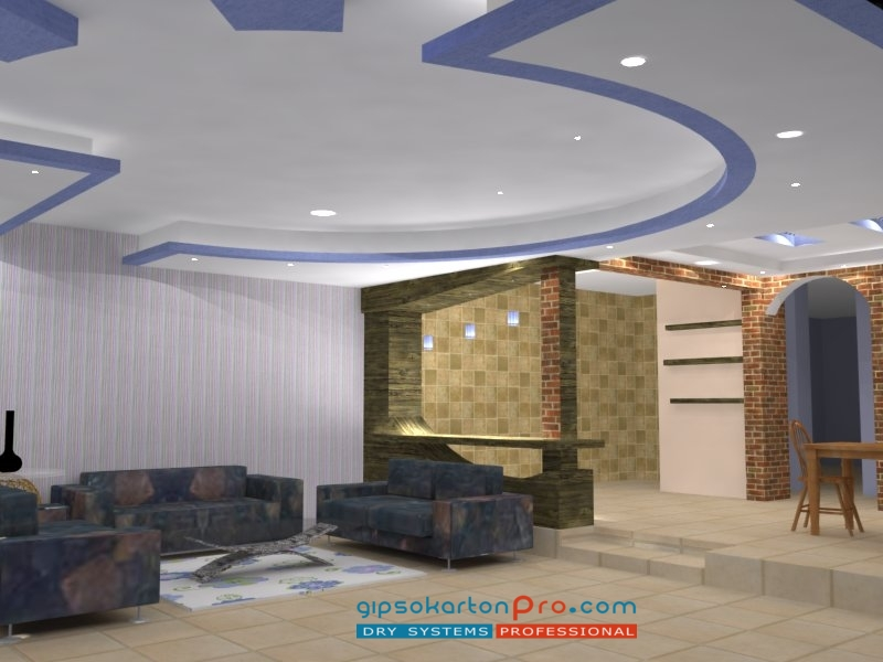 Окачени тавани Бургас .Гипсокартон Про извършва монтаж на окачени тавани за градовете Бургас Варна и София.
