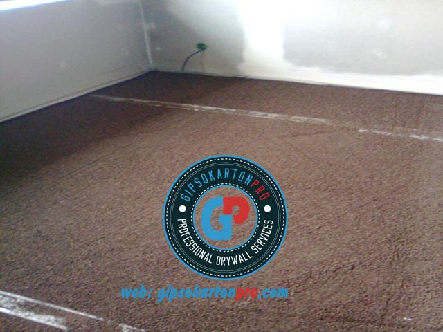 Посипка за сухи подове Керамзит .