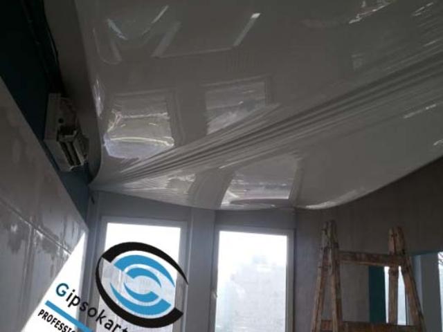 Монтаж на опънати тавнаи