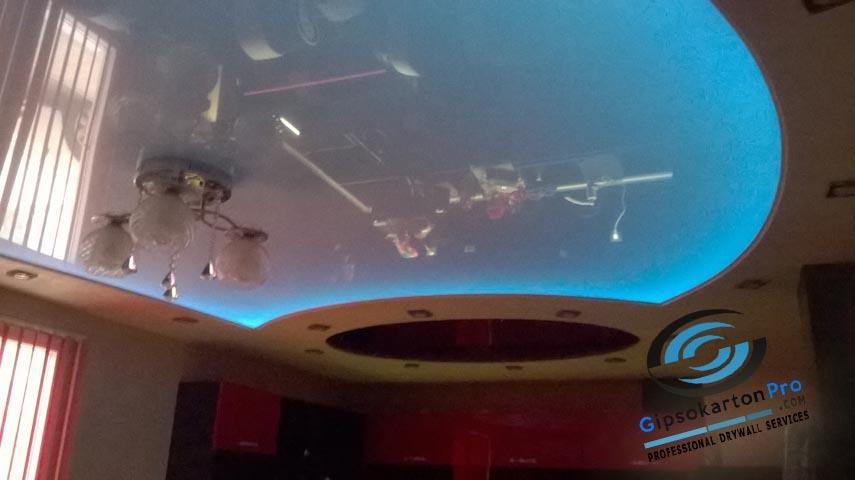 Опънати тавани Бургас от ГипсокартонПро ООД