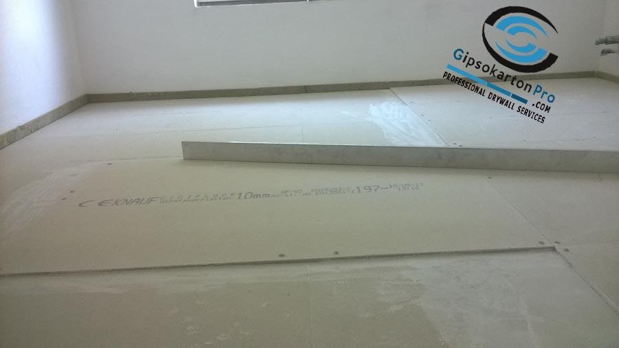 Сухи подове Варна