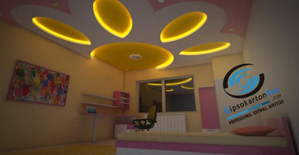 Окачени тавани в Созопол