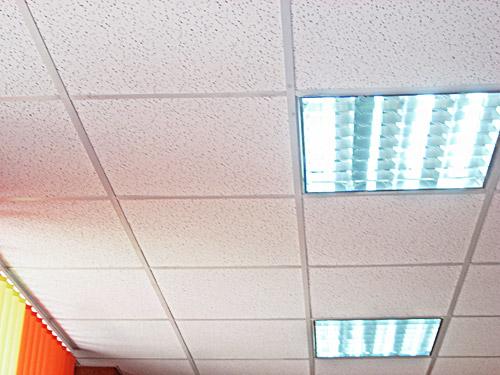 Растерен окачен таван тип Армстронг