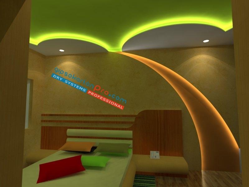 3д проекти на опънати тавани в Бургас Царево , Приморско.
