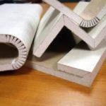 Огъване на гипсокартон за окачени тавани. Интериорен дизайн на окачени тавани.