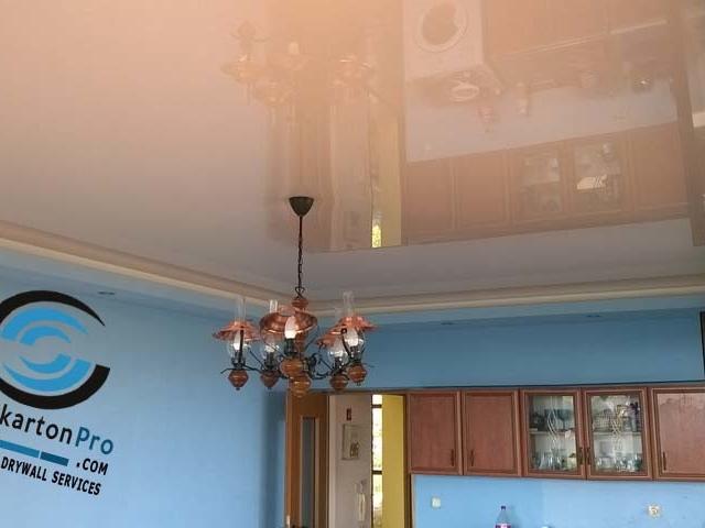 Опънати тавани с огледален ефект Созопол