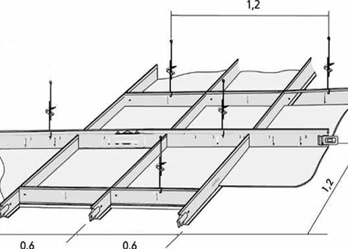 Как се правят оакчени тавани за баня с пана и конструкция